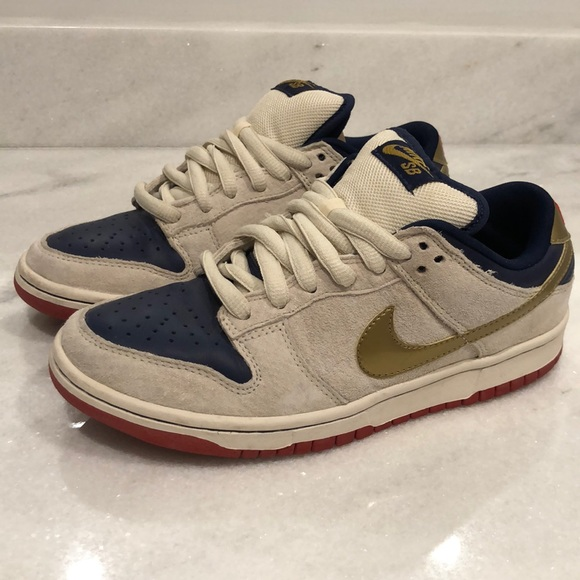 Nike Dunk Low Pro Sb Old Spice Size 65